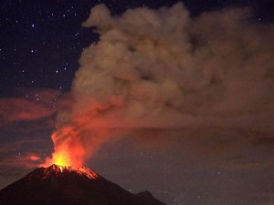 Vulcano Mexico